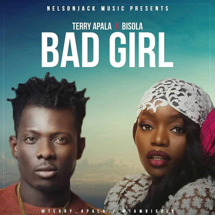Photo of MUSIC: Terry Apala ft. Bisola – 'Bad Girl'