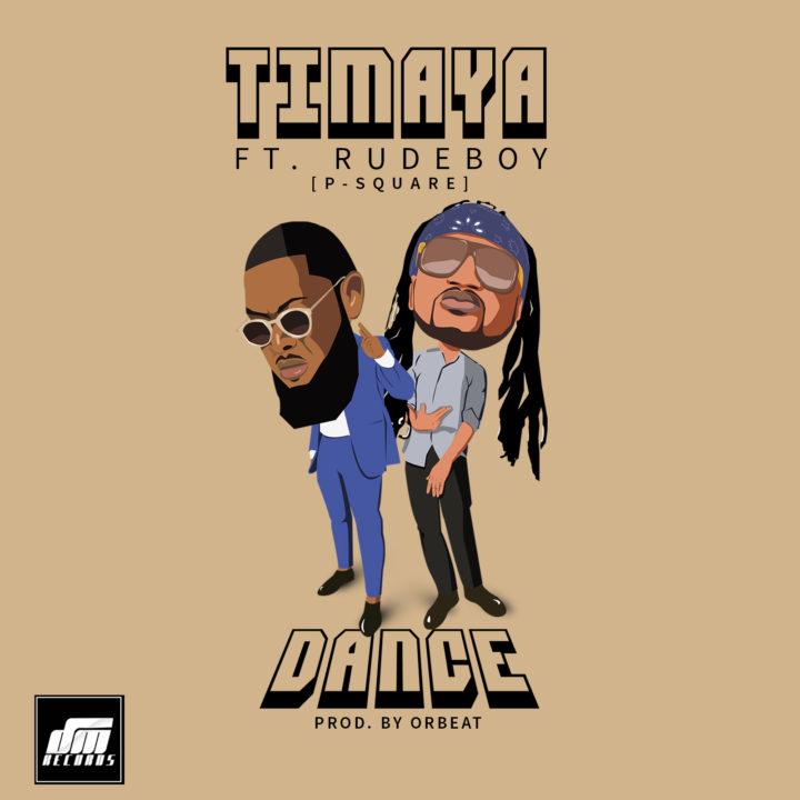 Photo of MUSIC: Timaya ft. Rudeboy (P-Square) – 'Dance'