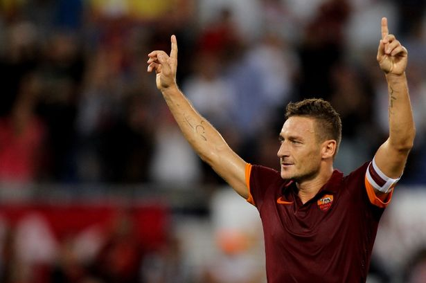 Totti OkayNG - I'm Not Ready to Say It's Over – Roma's Legend Francesco Totti