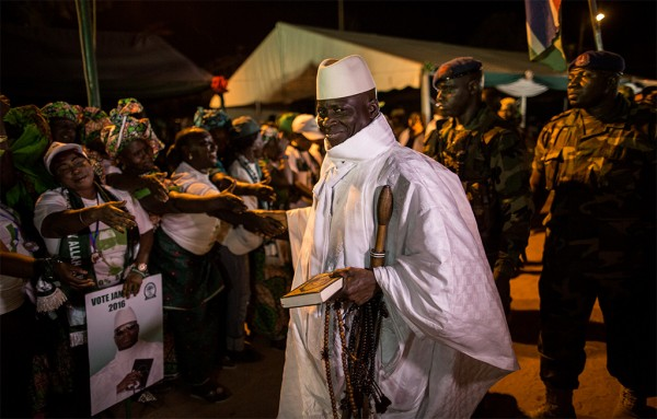 Yahya Jammeh - Yahya Jammeh 'Stole $50m', Assets Frozen - Gambia's Minister Says