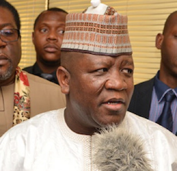 Photo of I Don't Own a Plot of Land in Lagos Not to Talk of a Hotel – Gov. Abdulaziz Yari