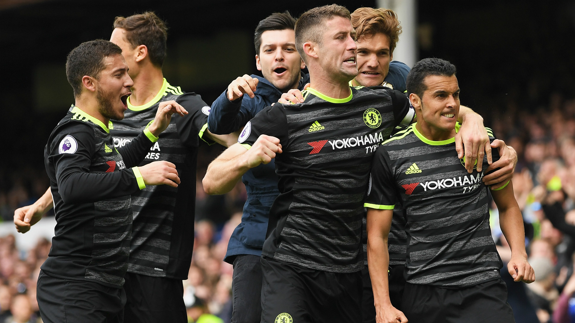Photo of 5 Key Players Who Played Pivotal Roles in Chelsea's Premier League Title Win