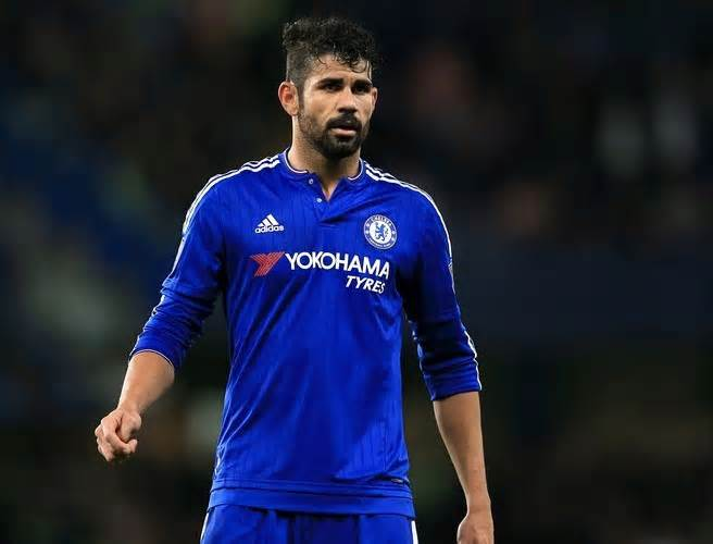 diego costa - Diego Costa Signs Pre-contract With Chinese Club, Tianjian Quanjian