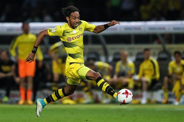 gettyimages 689628226 - Aubameyang Agrees £61million Deal to Leave Borussia Dortmund