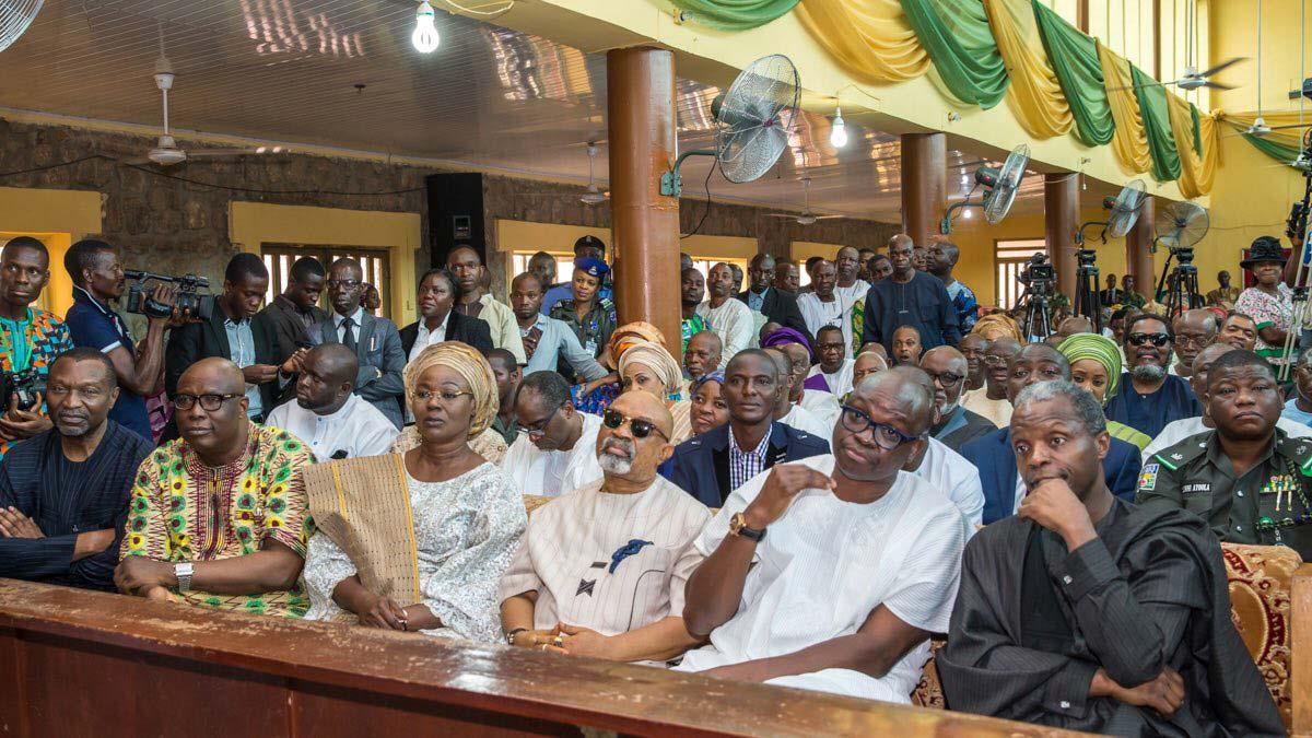 Photo of FG Renames Adeyinka Adebayo University After Gen. Adebayo