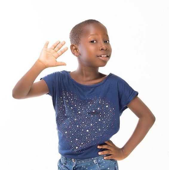 little Emmanuella - Little Comedienne, Emmanuella Launches Her Own Clothing Line - See Photos