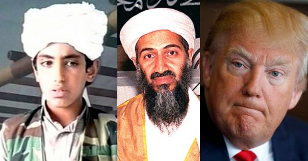 osama9 - Osama Bin Laden's Son Wants to Avenge His Fathers Death
