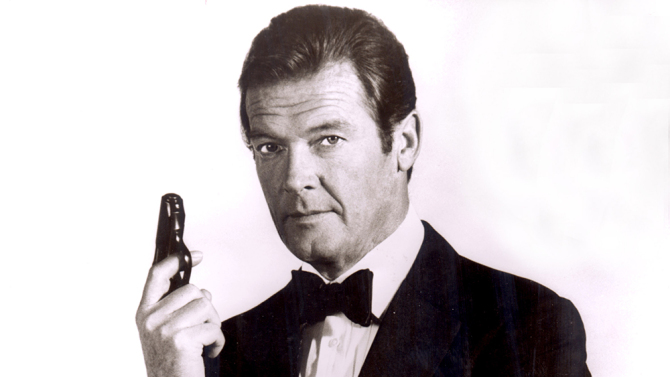 Photo of James Bond Star, Roger Moore Is Dead