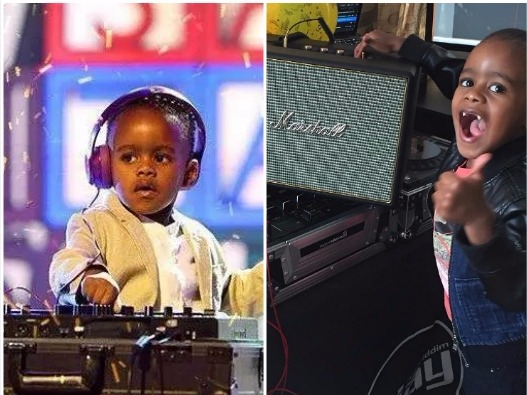 Photo of Meet World's Youngest DJ, And He Is A South African – PHOTOs & VIDEO