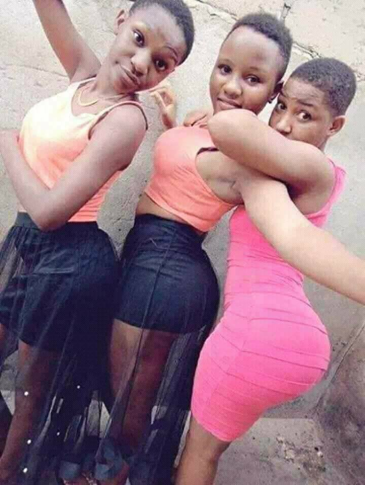 slay queens1 - Photos: As They Finish JAMB & WAEC, New Slay Queens Call For The Retirement Of Old Slay Queens