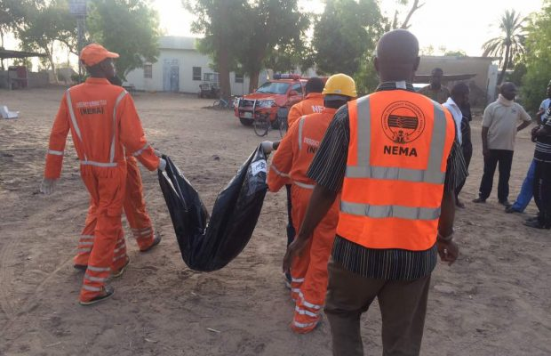 suicide bombers1 - Female Suicide Bombers Attack UNIMAID Leaves 16 Dead, 13 Injured