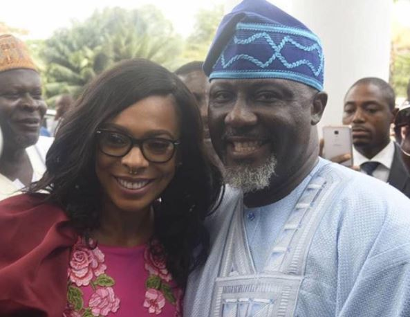 tboss and melaye - TBoss Opens Up On Her Relationship With Senator Dino Melaye