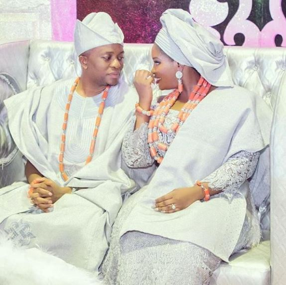 toolz1 - OAP Toolz and Hubby, Tunde Demuren Celebrates 1st Wedding Anniversary