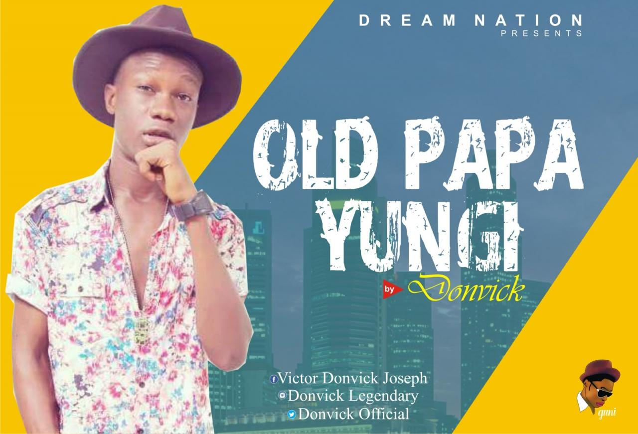 uiw - Music: Donvick - 'Old Papa Yungi'