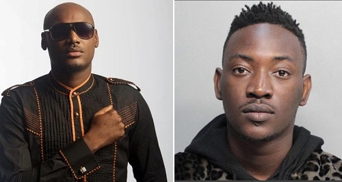 2face krane - READ: Why 2Face Kicked Dammy Krane Off His Record Label, Hypertek Records