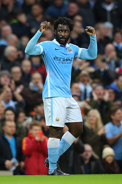 Photo of Wilfried Bony Vows To Fight For Manchester City Playing Time