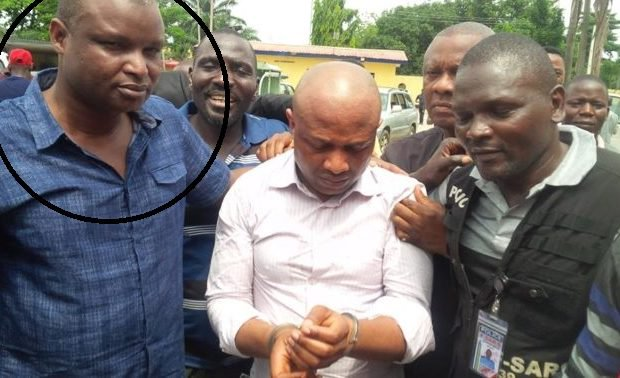 """Abba Kyari Evans 2 620x378 - """"Evans Is a Very Intelligent Criminal with a Very Sound IQ"""" - Abba Kyari Narrates How Kidnap Kingpin Was Arrested"""