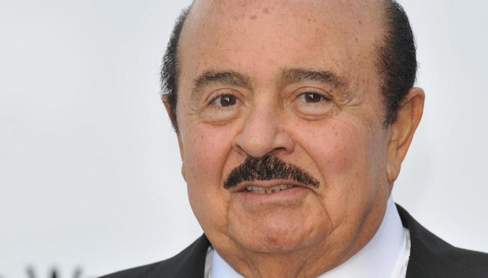 Photo of World's Richest Arms Dealer, Adnan Khashoggi Is Dead