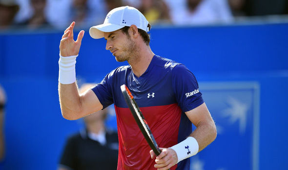 Photo of Andy Murray Pulls Out Of Final Wimbledon Warm-up Match