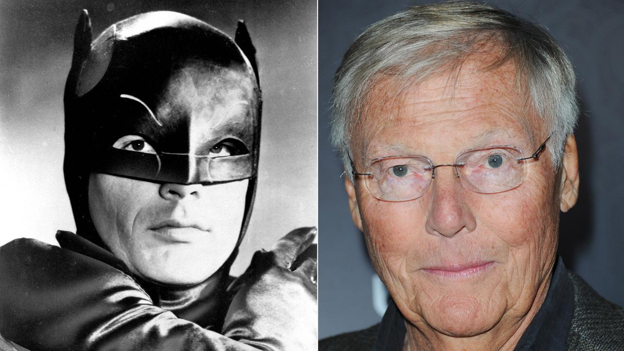 Photo of Batman Actor, Adam West Is Dead