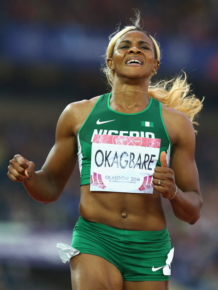Photo of Blessing Okagbare Out Of IAAF World's Long Jump