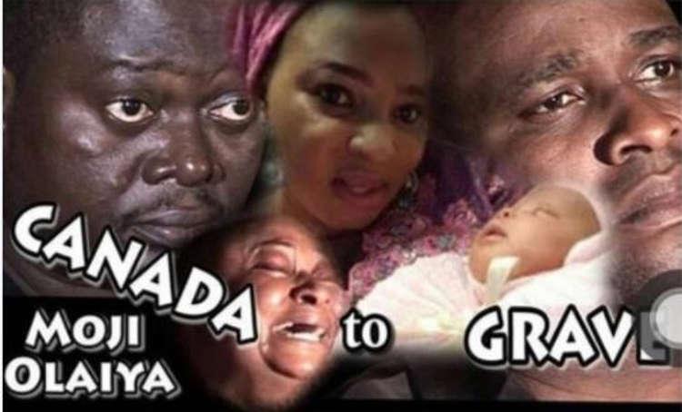 Photo of Fans Bombard Bayowa Adegbenga with Insults For Making Movie Out Of Moji Olaiya's Burial