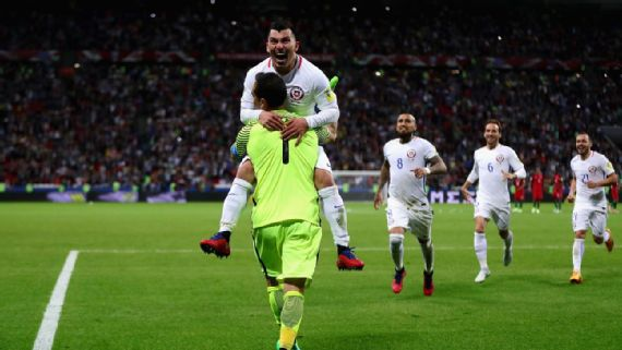 Chile Beat Portugal To Reach 2017 Confederations Cup Final - OkayNG News