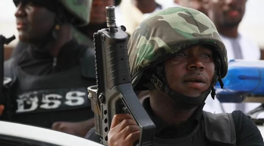 Department of State Services (DSS) Operatives