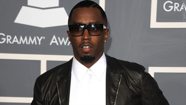 Diddy - Diddy Tops Forbes' List of Highest-Paid Celebrities