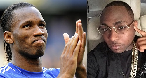 Photo of See Didier Drogba Reaction To Davido Building A House For Young Boy Fan, Utibe