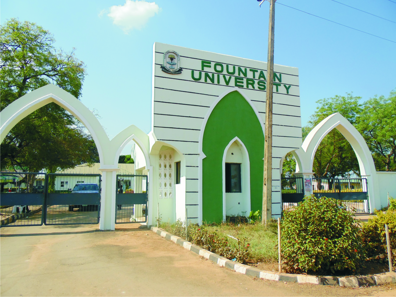 Fountain University Admission Screening For 2017/2018 Academic Session