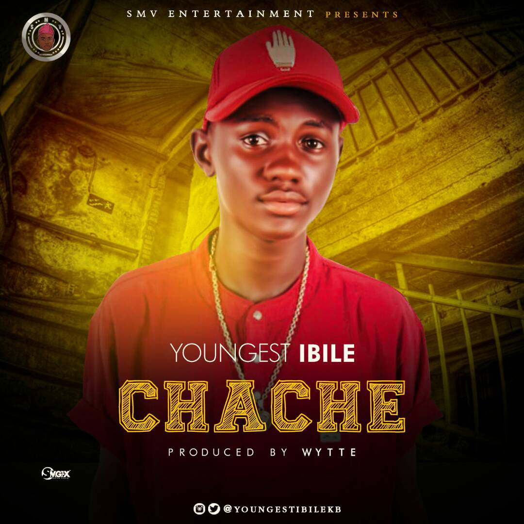 IMG 20170601 WA0009 - Music: Youngest Ibile – 'Chache'
