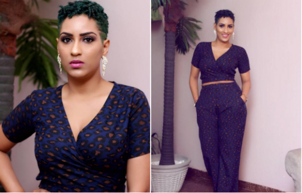 JUL - Juliet Ibrahim Changes Her Look & She Is Way To Beautiful