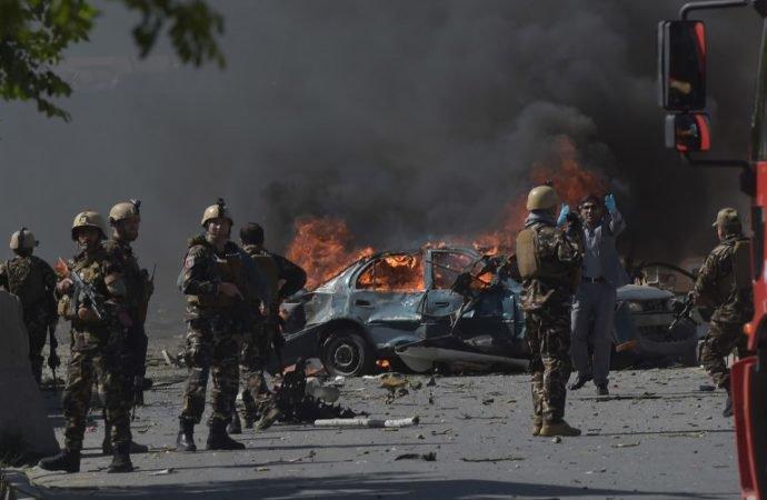 Photo of Massive Truck Bombing Kills 90 People In Kabul