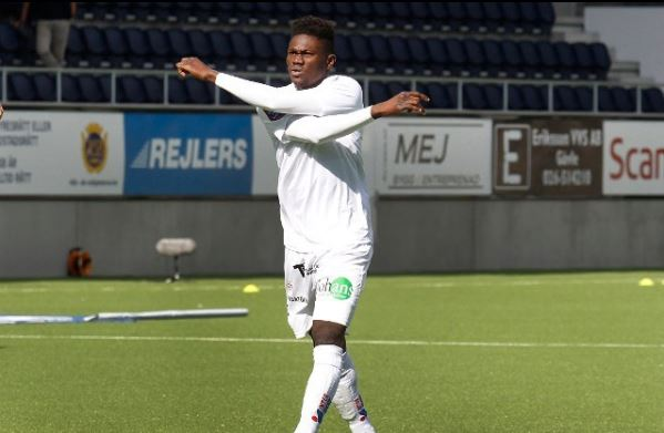 Photo of In Sweden: Ghanaian Footballer Jailed For Raping His Wife
