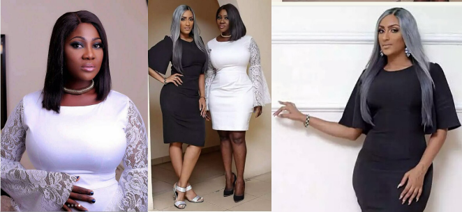 Ladies - 'If Anybody F*Ck Up, We Go Put Them In Their Place' – Mercy Johnson And Juliet Ibrahim Sing, Dance & Play In New IG Video