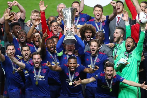 Manchester United 1 - Forbes Names Manchester United the Most Valuable Football Club in the World