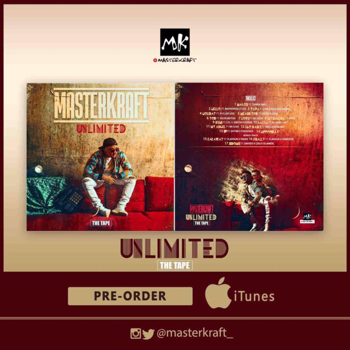 Masterkraft Unlimited - MUSIC: Masterkraft ft. Dotun x Fiokee - 'No Chill Zone'