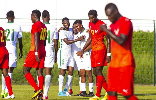 Photo of Super Eagles Defeats Togo 3-0, Kelechi Iheanacho and Ahmed Musa Score