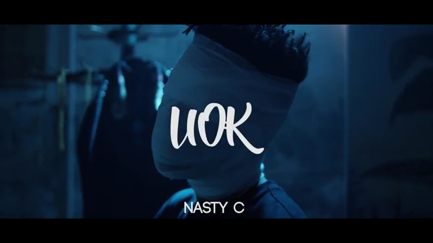Photo of VIDEO: Nasty_C – 'UOK'