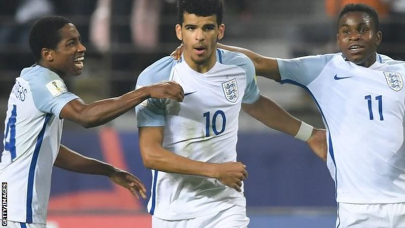 Photo of Solanke, Lookman Sends England Straight to W'Cup Final