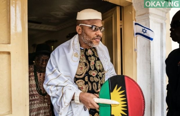 Photo of Nnamdi Kanu orders IPOB members to continue attacks on Igbo leaders
