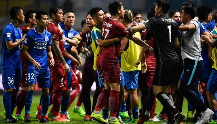 OSCAR - Former Chelsea Player, Oscar Handed 8-Match Ban After Causing Brawl