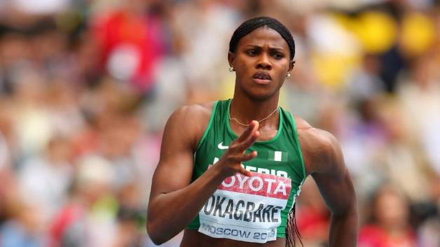 Photo of Blessing Okagbare to Participate In IAAF Diamond League