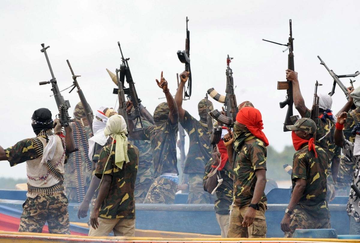 Photo of Niger Delta Militants Warn FG Against Negotiating With PANDEF