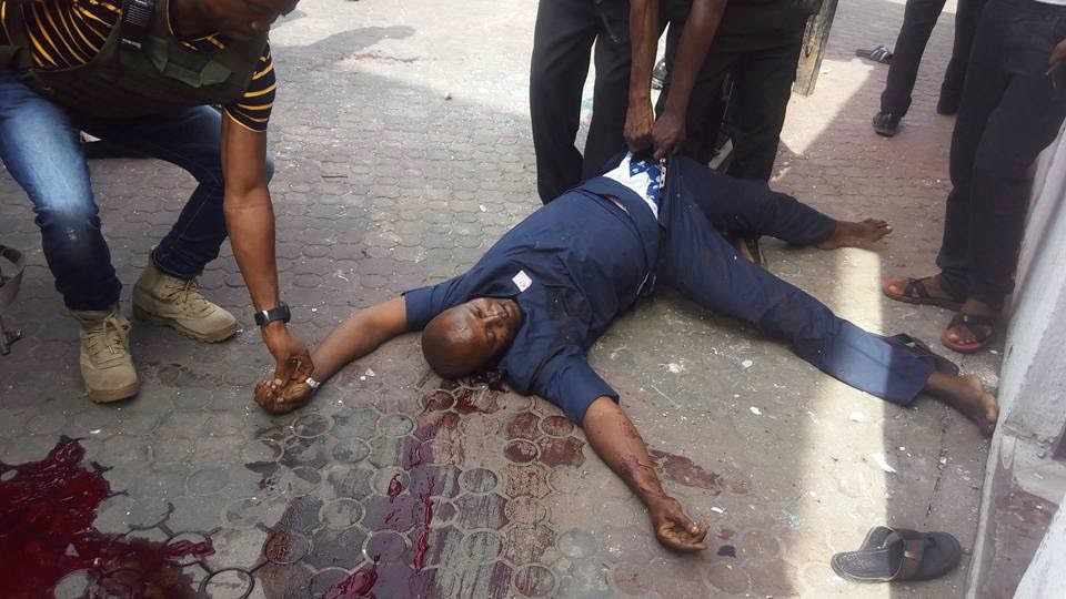 READ: The Alleged True Story Of What Really Happened At The Viral Zenith Bank Robbery In Owerri - OkayNG News