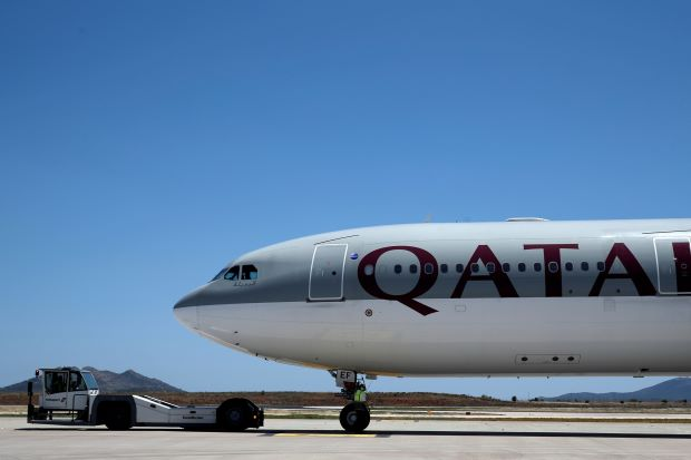 Qatar Airways - Qatar Airways Suspends All Flights to Saudi Arabia