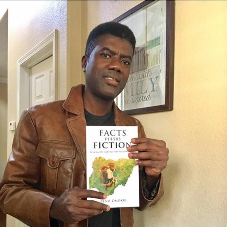 "Photo of Reno Omokri Releases Book on ""hidden truth"" About Jonathan's Administration"