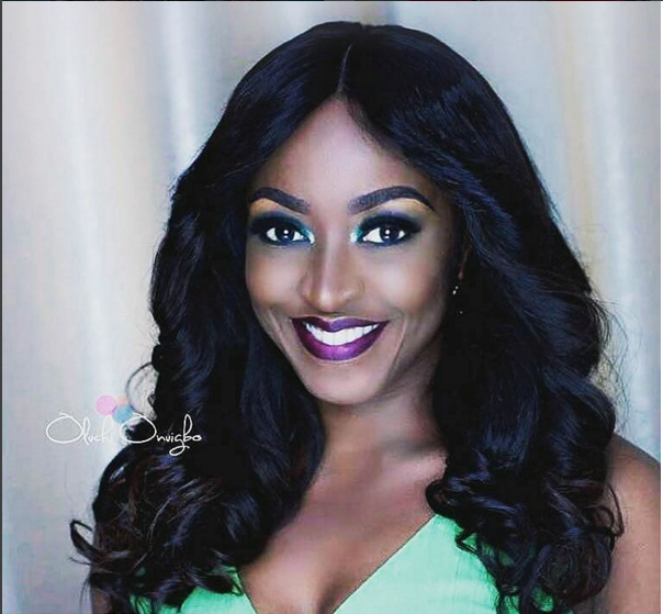 Photo of Actress Kate Henshaw Is One In A Million In New Make-Up Photo