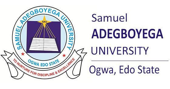 ShareSocial - Samuel Adegboyega University Admission Screening For 2017/2018 Academic Session Announced